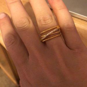 Baublebar ring